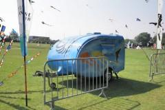 Kitefestival Somain (Fr) 30 april en 1 mei 2011