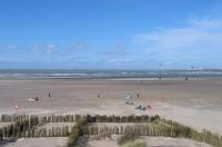 Lente vliegeren True colors strand Zeebrugge (B)