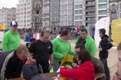 Lotto kitefestival Oostende (B) 2015