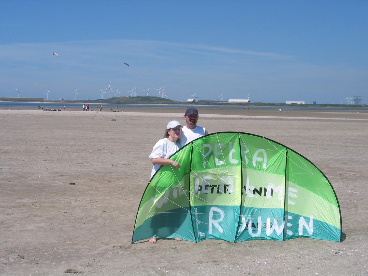 Oostvoorne autostrand 11 juni 2006