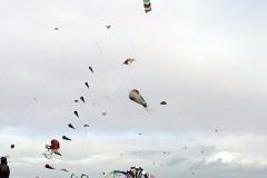 Oostvoorne wereldvredes vliegerdag 10 oktober 1999