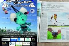 10e Rijsbergse vliegerdagen 2018