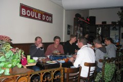 Team uitje karten Breda 9 november 2008
