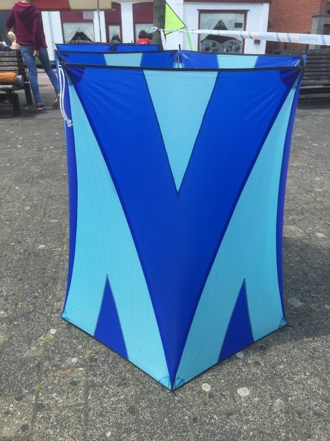 drumbox blauw
